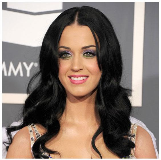 Katy Perry's Dazzling Eye Makeup