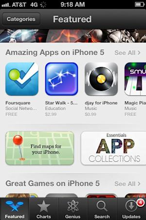 Apple App Store now prominently suggesting Maps app alternatives
