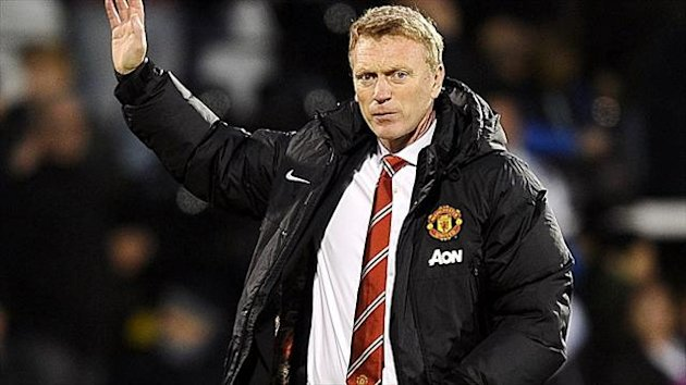 David Moyes, Manchester United (PA)