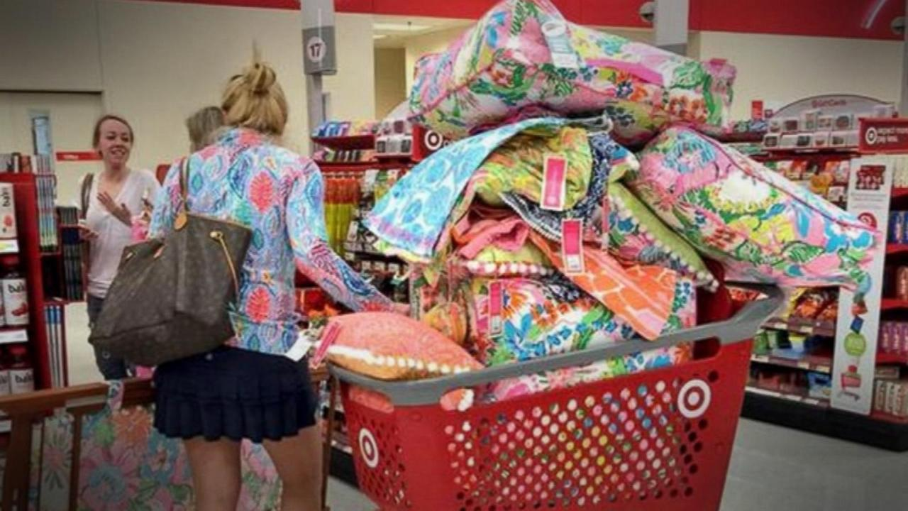 Lilly Pulitzer Collection Causes Frenzy for Target