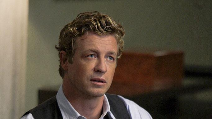 "Simon Baker stars as Patrick Jane in ""The Mentalist."""