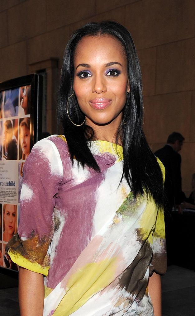 Mother and Child LA Premiere 2010 Kerry Washington