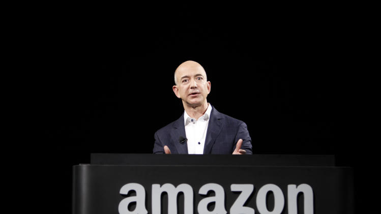 Amazon posts 3Q results below expectations