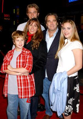 Beau Bridges and family at the Los Angeles premiere of Universal Pictures' Meet the Fockers