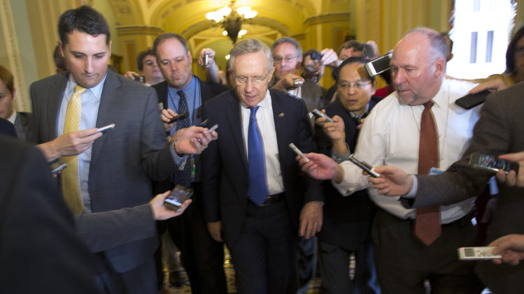 Senators closing in on deal to reopen government