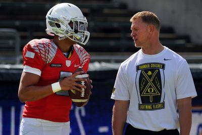 Scott Frost taking Oregon's offense to UCF as new head coach