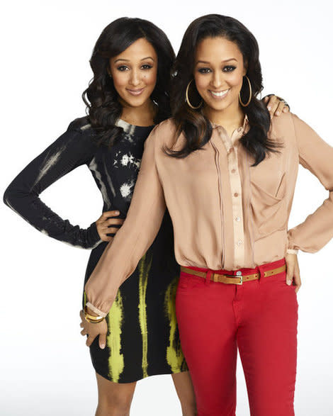 Tia and Tamera Mowry talk about exposing their families on reality TV