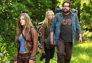 Tracy Spiridakos, Anna Lise Phillips and Zak Orth | Photo Credits: Bob Mahoney/NBC