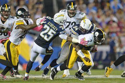 Steelers vs. Chargers 2015 final score: Mike Vick leads comeback over San Diego, 24-20