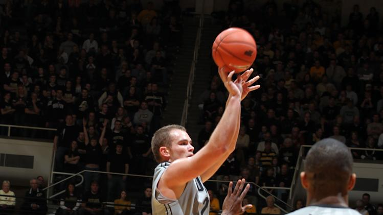 NCAA Basketball: West Virginia at Purdue
