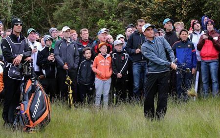 Fowler upstages struggling McIlroy at Irish Open