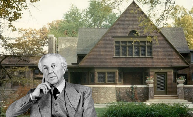 Wright Stuff: Where Frank Lloyd Wright's Prairie School of Architecture Was Born