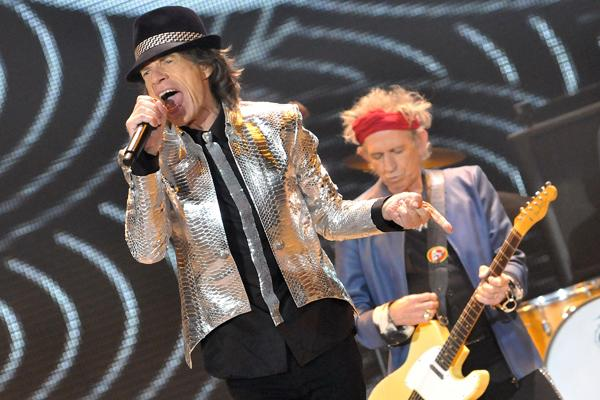 Rolling Stones Sign Publishing Deal With BMG