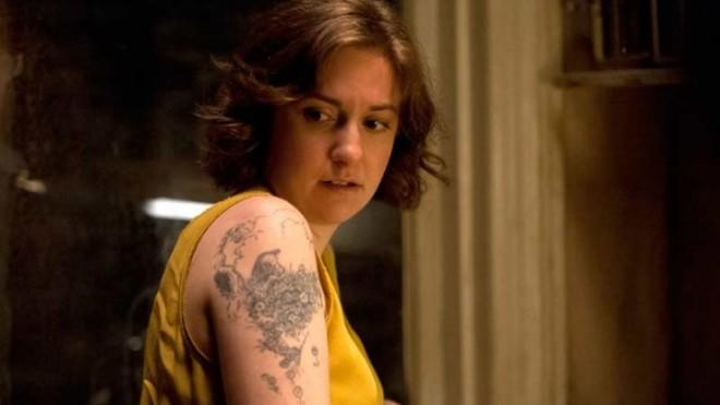 Lena Dunham's Hannah Horvath — caught somewhere between a kid and a lady.