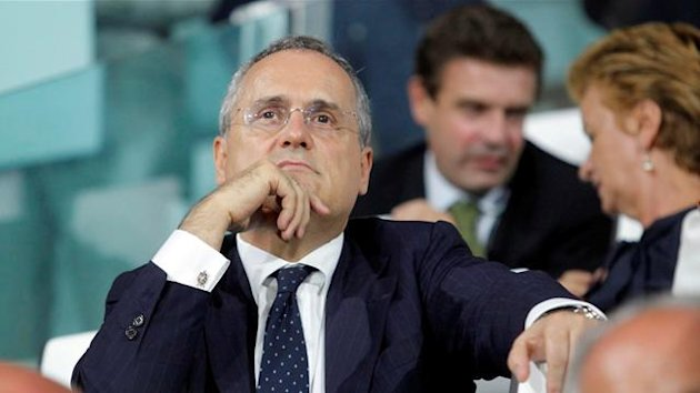 Claudio Lotito, Lazio