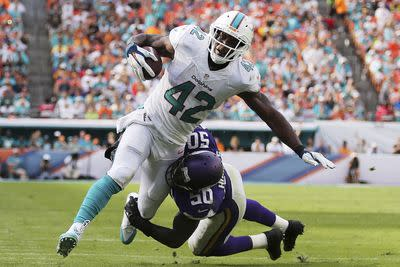 Fantasy football waiver wire, Week 17: Charles Clay tallies the yards