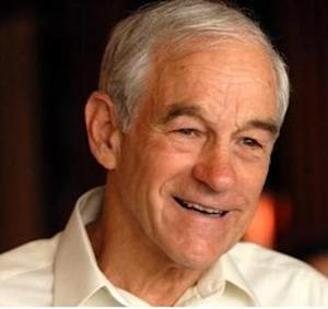 Texas Congressman Ron Paul (R)