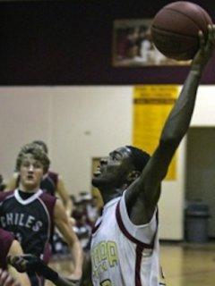 Florida High junior basketball star Landus Anderson — Associated Press