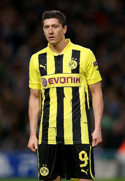 Robert Lewandowski's Borussia Dortmund contract expires after next season