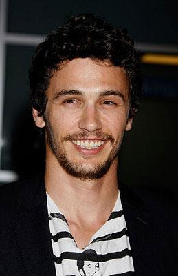 James Franco at the Hollywood premiere of Warner Independent Pictures' In the Valley of Elah