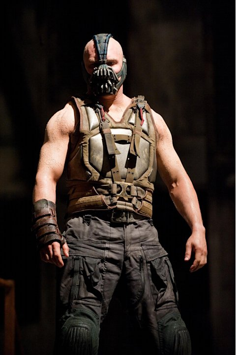 The Dark Knight Rises movie stills
