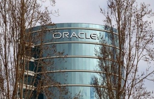 <p>US software giant Oracle's headquarters in Redwood Shores, California. Oracle is appealing a $306 million settlement in its marathon copyright infringement lawsuit against German rival SAP, court documents show.</p>