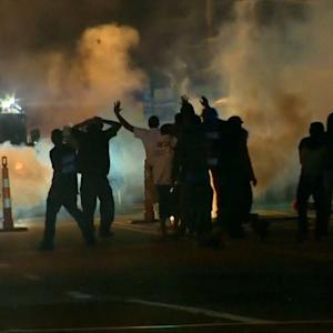 AMNESTY INTERNATIONAL: HUMAN RIGHTS VIOLATIONS IN FERGUSON