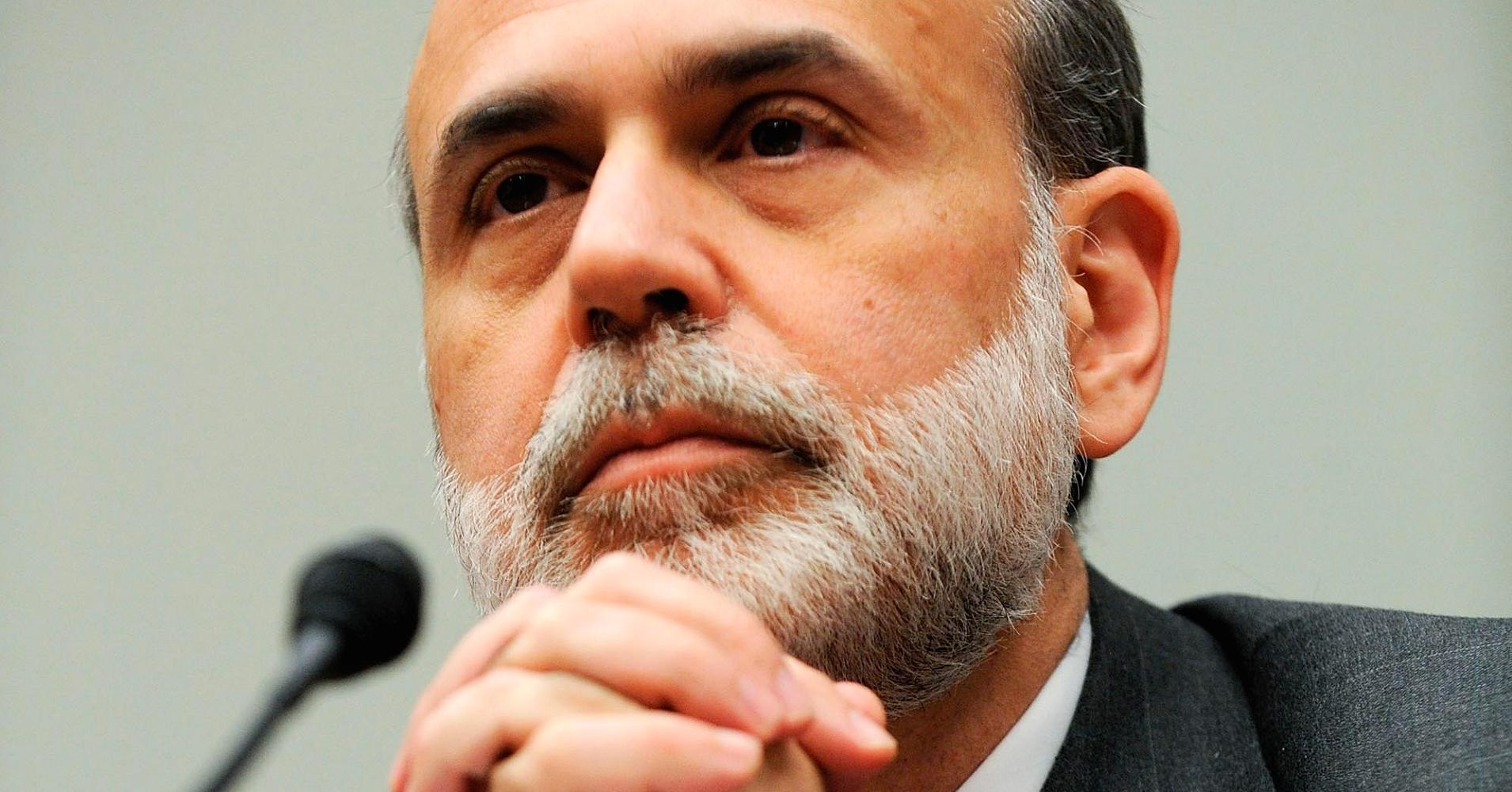 Bernanke to be 'most vilified of century': Trader