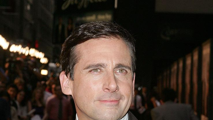 Date Night NY Premiere 2010 Steve Carell