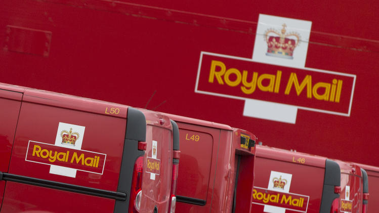 Britain confirms plans to privatize Royal Mail