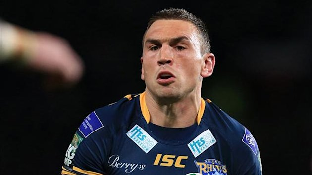 Leeds Rhinos' Kevin Sinfield (PA Photos)