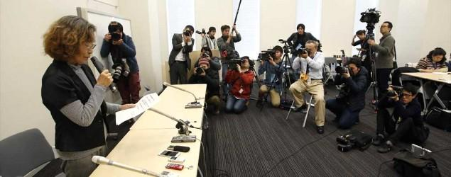 Mother's plea to Japan leader: 'Please save Kenji'