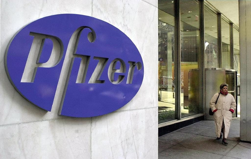 Pfizer, Allergan unveil merger as US stocks dip