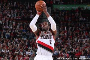 Dose: Wes Matthews down & out
