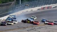 Talladega adds SAFER barrier to cover exterior, interior walls