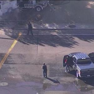 Watch: Arizona car chase comes to a violent end