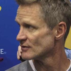 Kerr on Klay's Concussion