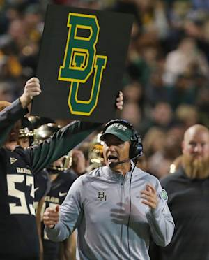 Baylor coach Art Briles gets new 10-year deal