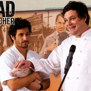 Bad Teacher - Vegan Chef