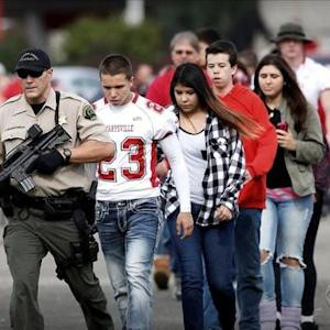 Student gunman opens fire in Wash. state high school