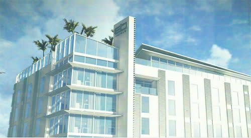 Second EB Hotel Proposed for South Florida