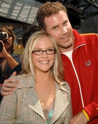 Premiere: Rachael Harris and Will Ferrell at the Universal City premiere of Universal Pictures' Kicking &amp; Screaming - 5/1/2005 