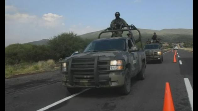 Fierce gun battle kills 43 in west Mexico cartel territory