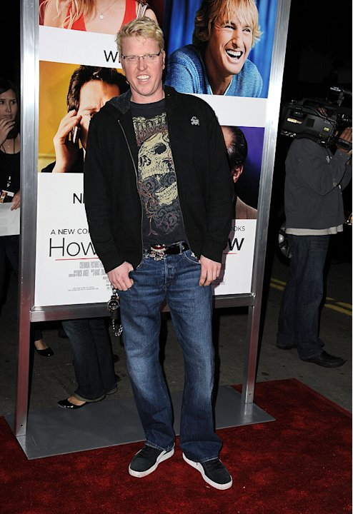 How Do You Know LA Premiere 2010 Jake Busey