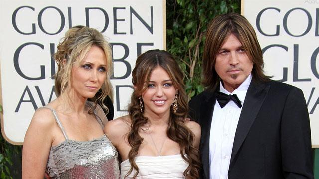 Miley Cyrus' Parents to Divorce