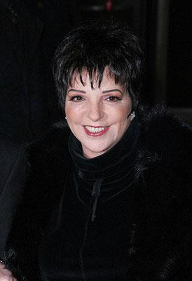 Liza Minnelli at the New York City premiere of Samuel Goldwyn Films' Revolver