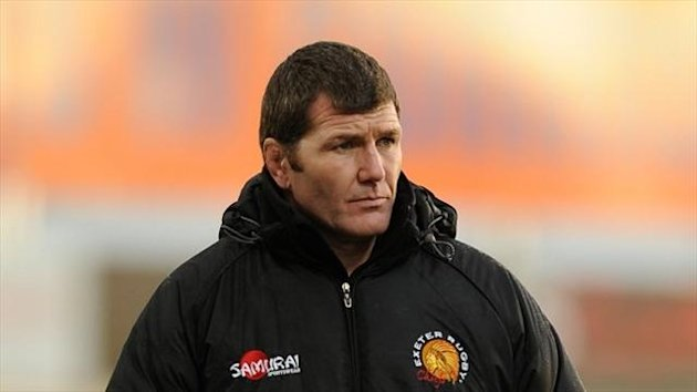 Rob Baxter wants his side to make a last push to secure Heineken Cup qualification