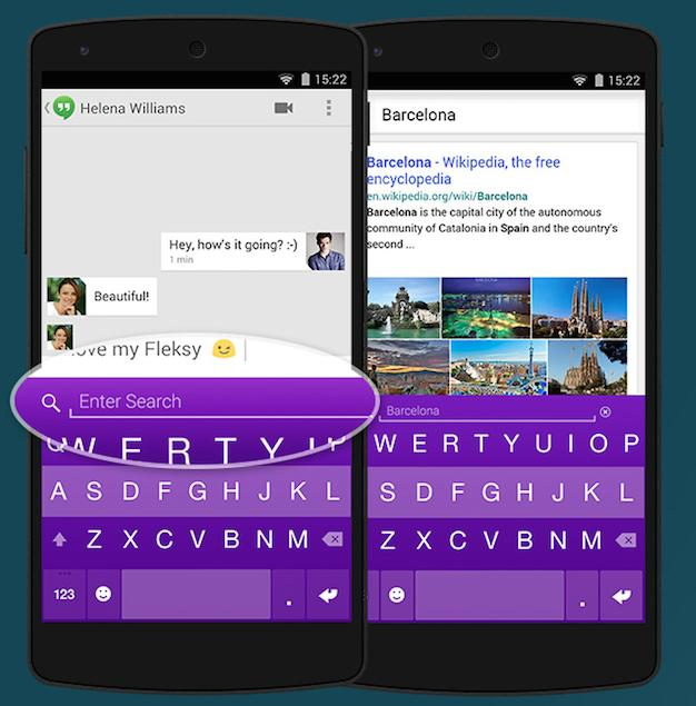 Popular smartphone keyboard app gets an unexpected, major new feature