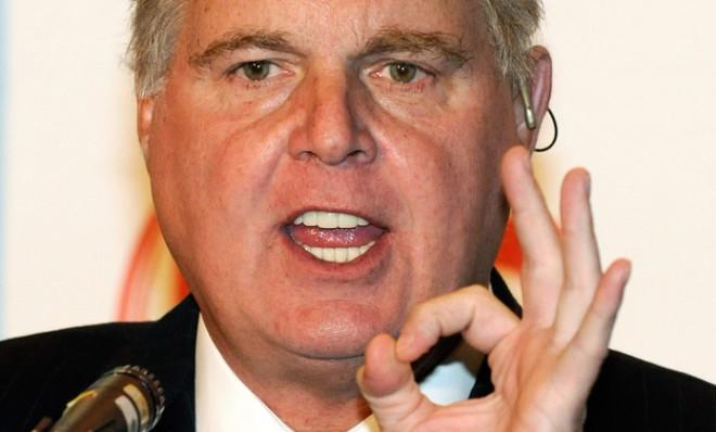 """The Republican Party right now is willing to let pretty much anybody have whatever they want in their process of rebranding."" -Rush Limbaugh"