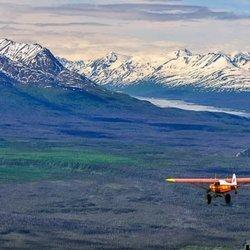 Experience A Flying Safari Tour in Alaska, And Other Bold Vacation Ideas That Break The Mold